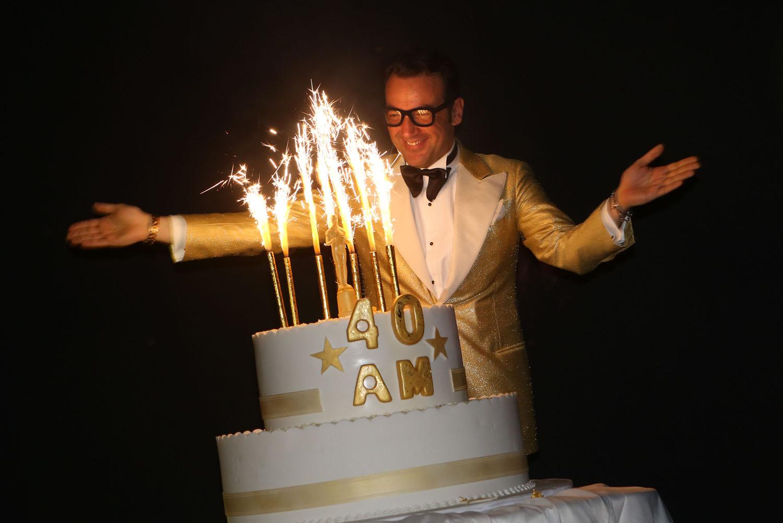 Alessandro Martorana' 40Th Birthday
