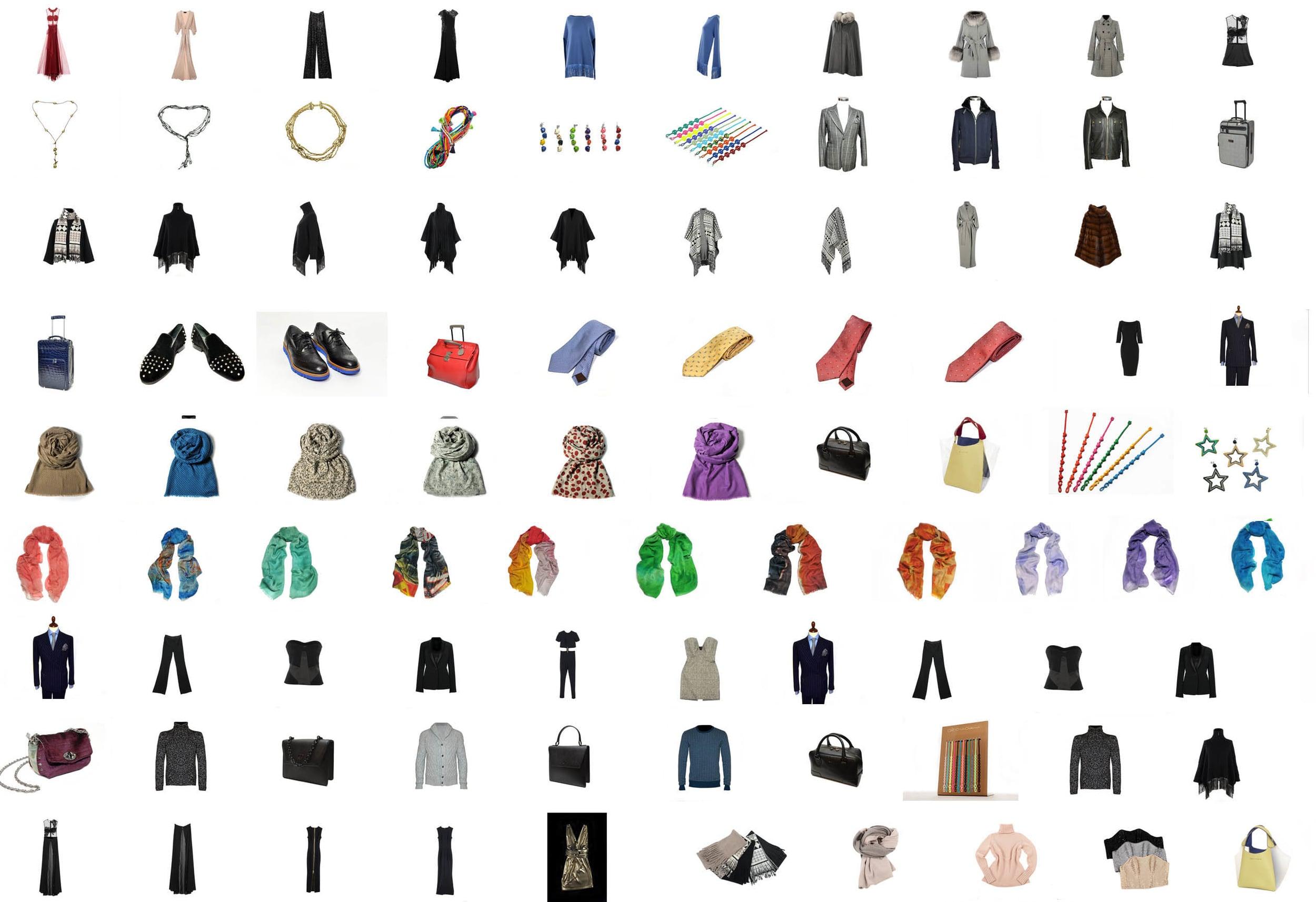 Still life / E-Commerce 2018