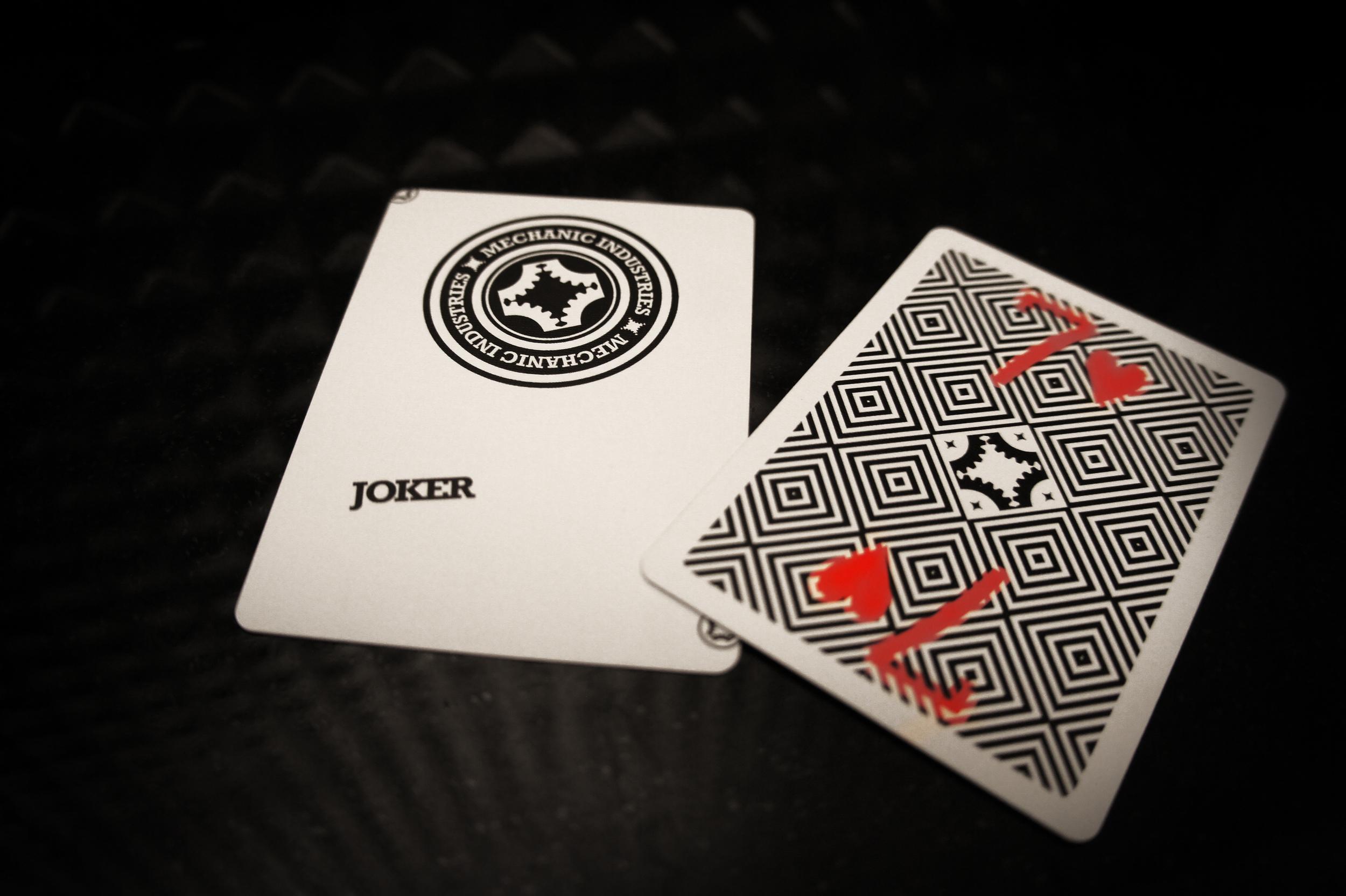 Optricks Deck Joker Gaffs