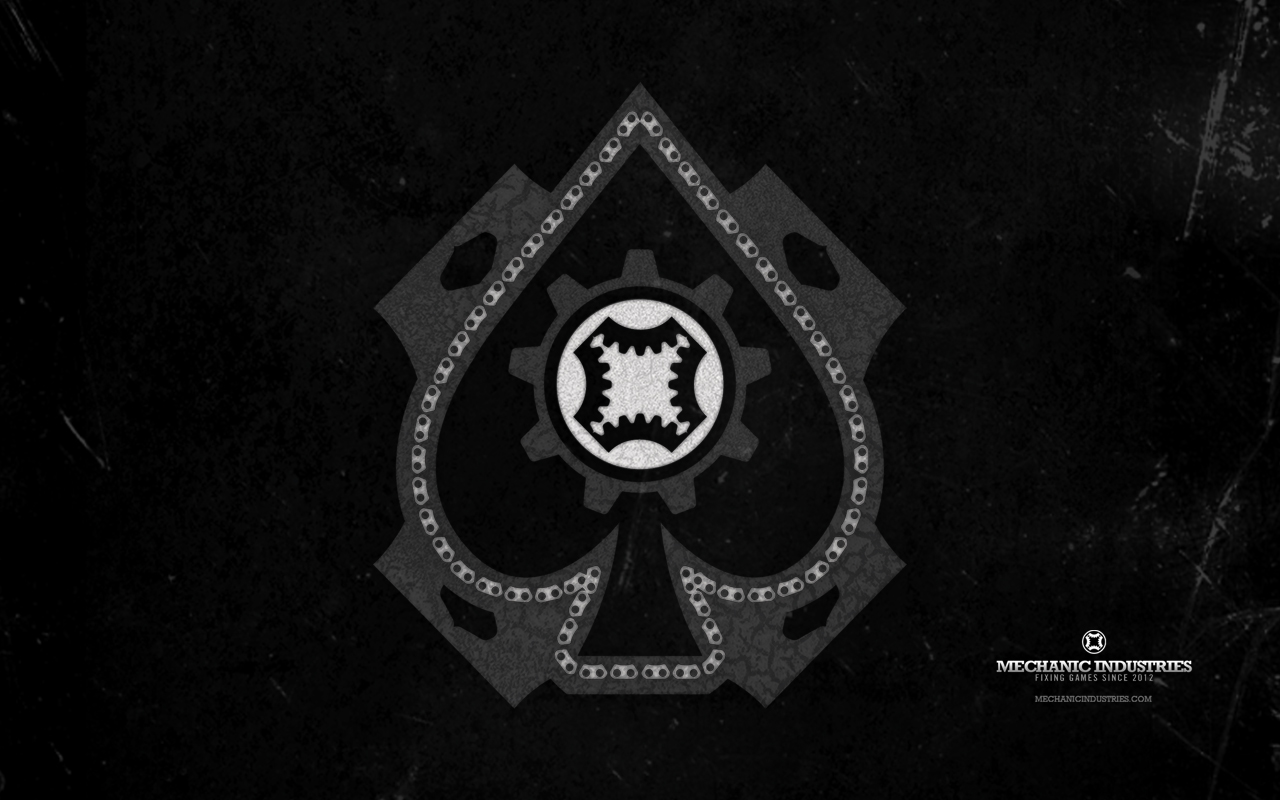 Mechanic Industries Ace Of Spades