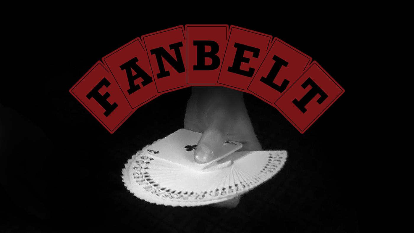 FANBELT    CARD MAGIC    LEARN NOW