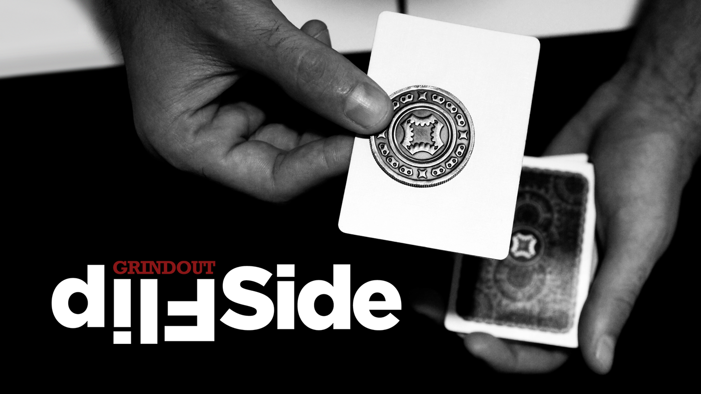 FLIPSIDE    COIN & CARD COMBO    LEARN NOW