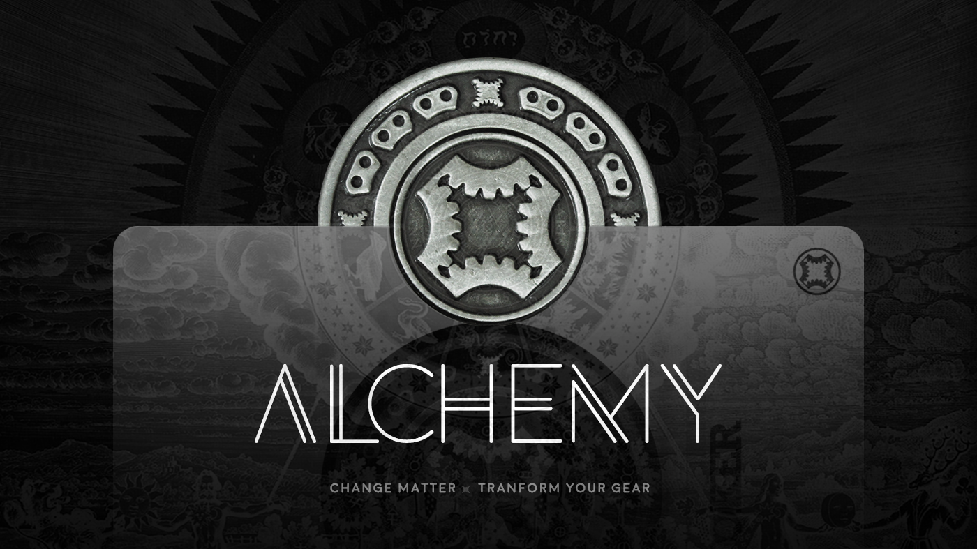 ALCHEMY    COIN & CARD COMBO    BUY NOW
