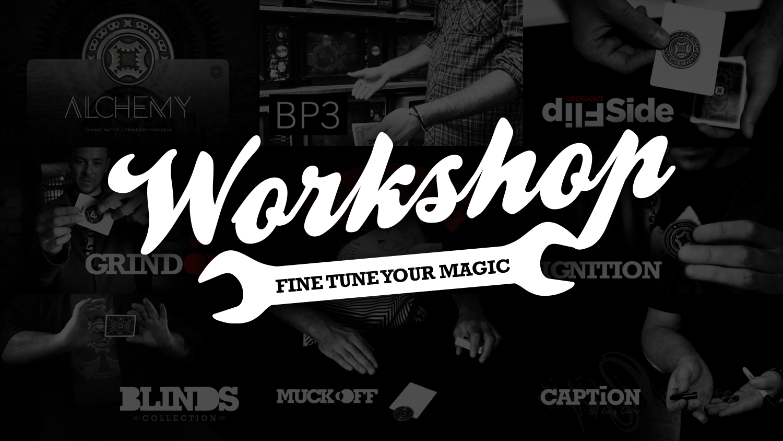 Workshop Tutorials Now All FREE