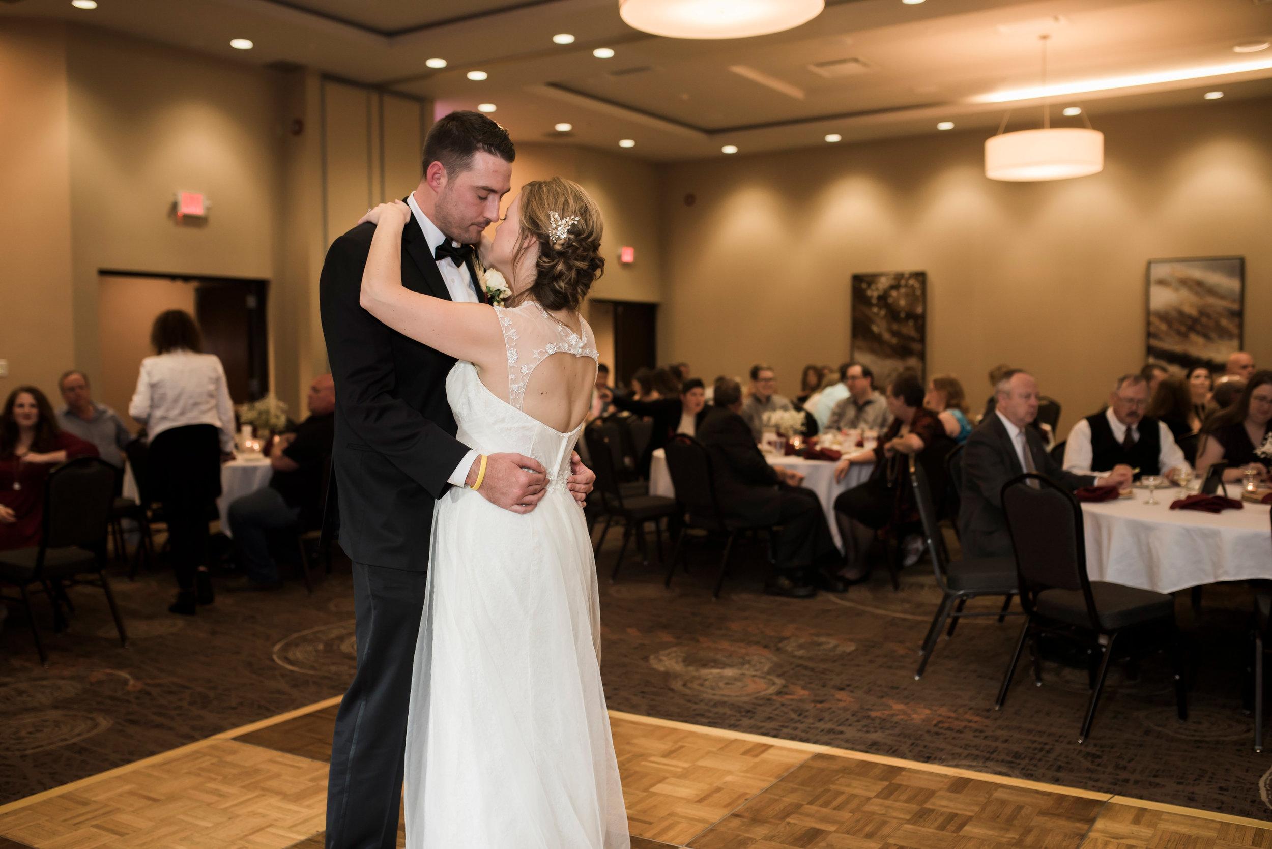 DoubleTree by Hilton wedding