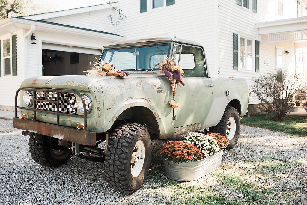 Fall weddings Topeka Kansas