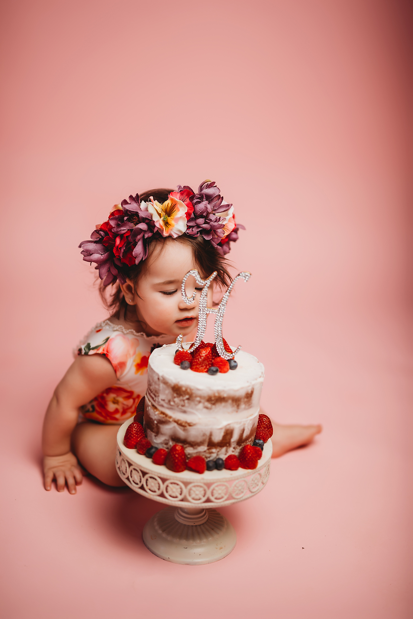 cake smash portraits topeka ks