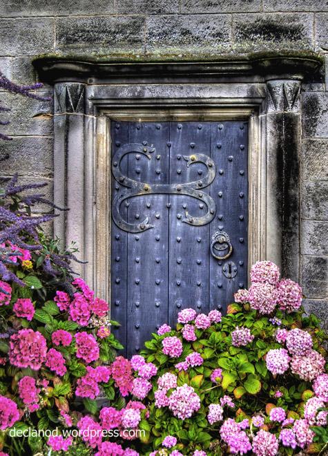 Bamborough Doorway
