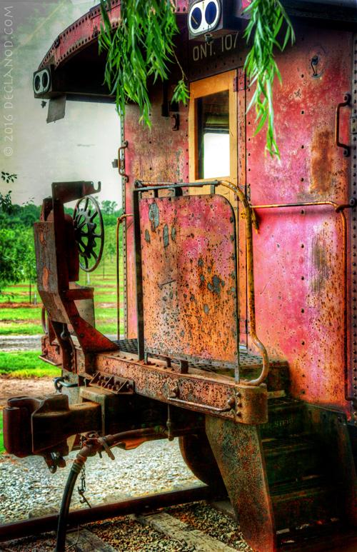 Red Railcar