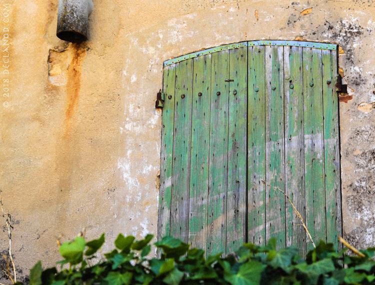 Green Door - Rhône, France