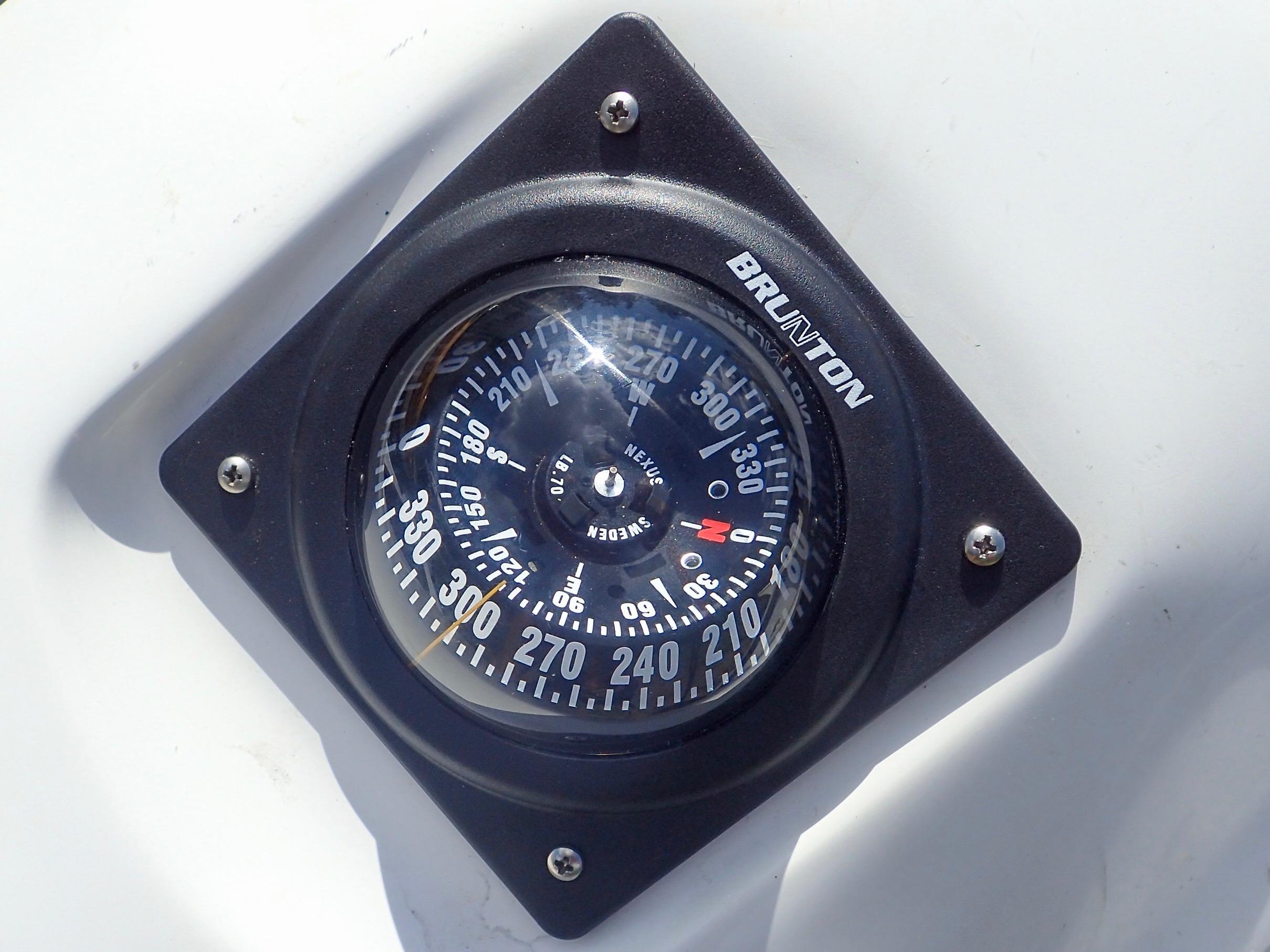 Brunton 70P Deck Compass