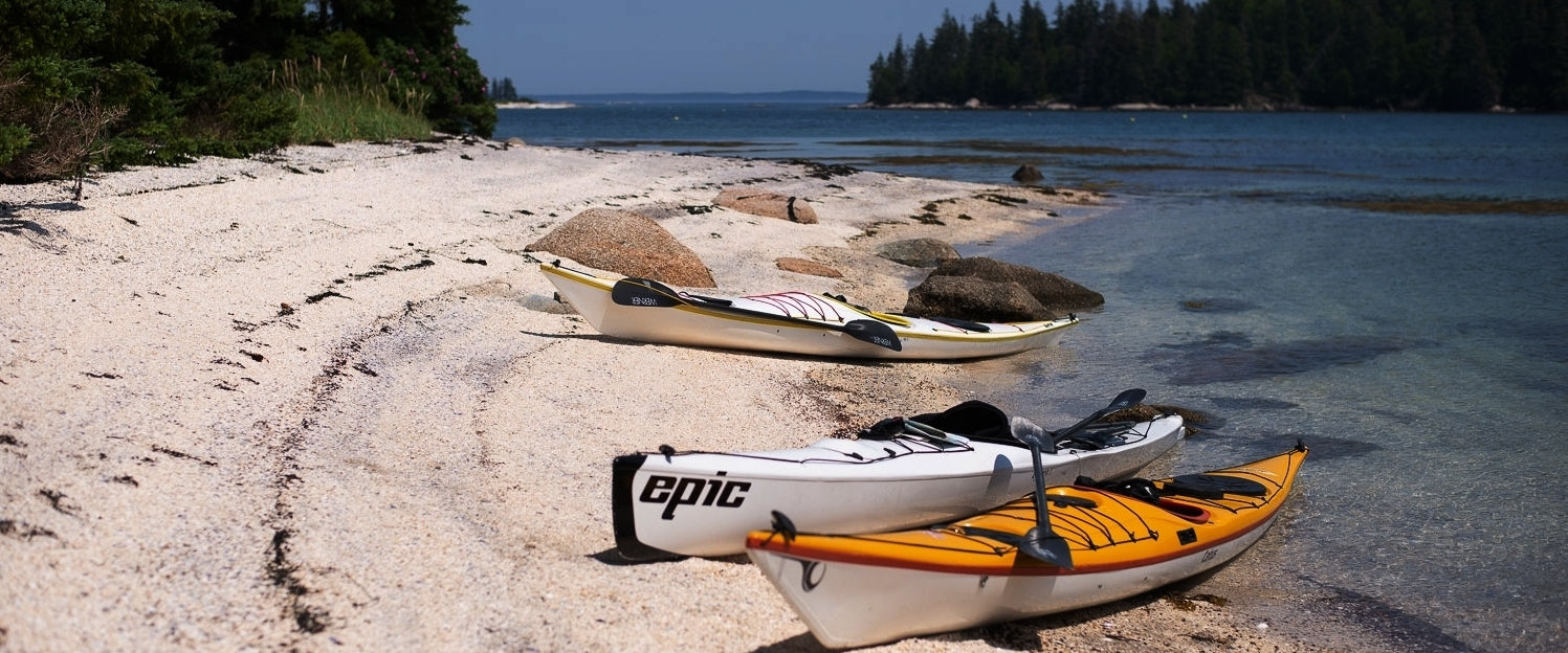 Driftwood Kayak  contributes 10% of sales to organizations that help preserve these islands. -