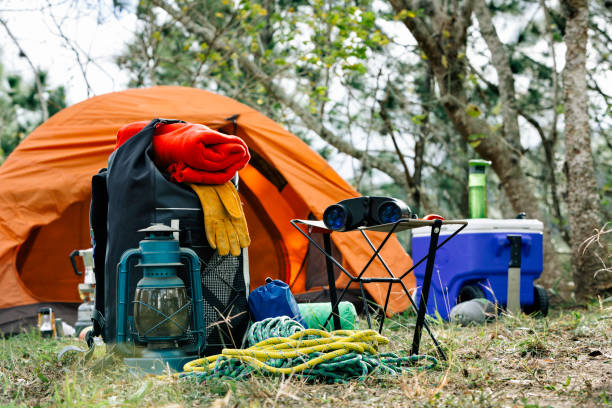 Get your camping bag ready