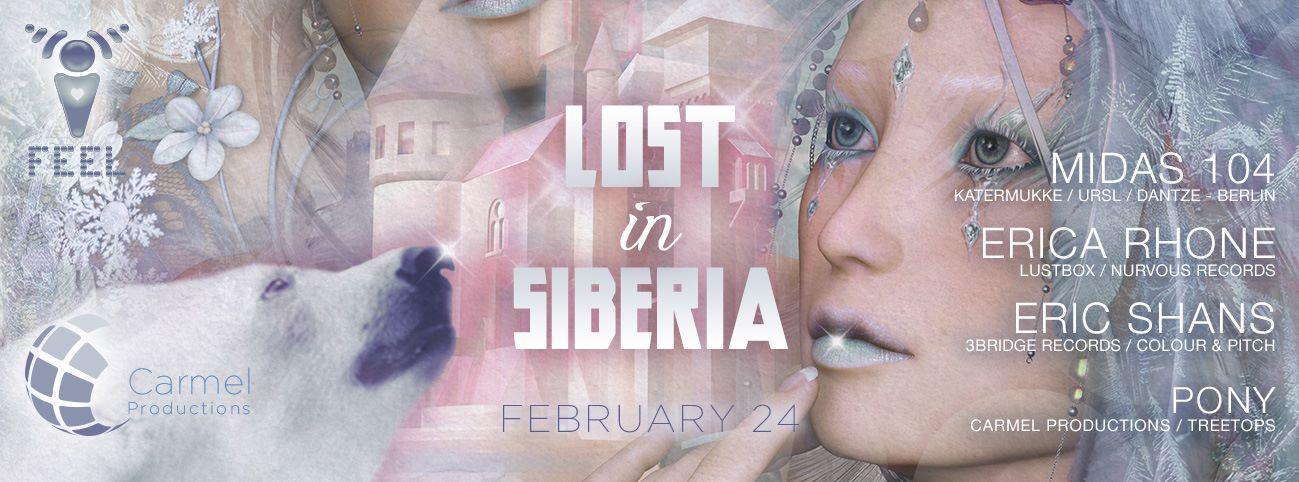 I FEEL - Lost in Siberia.jpg