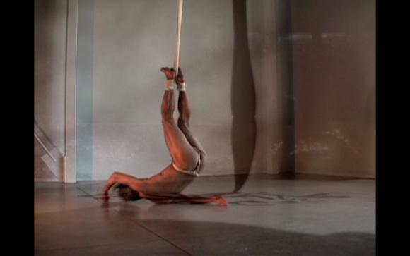 From the video, The Line, with dancer Hiromoto Ida