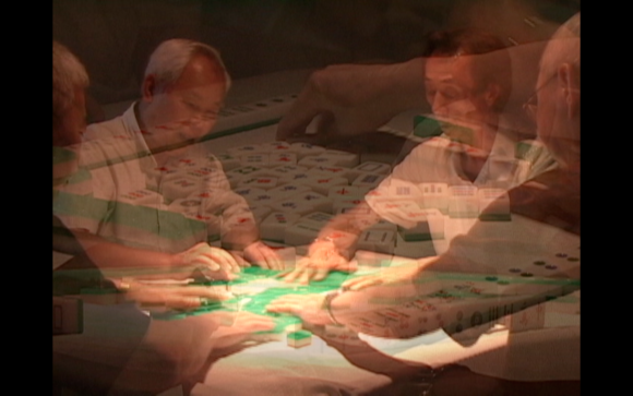 From the video, Mahjong, featuring community members of Nelson, BC
