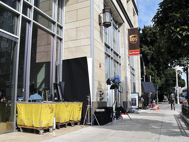 The UPS Store, San Francisco