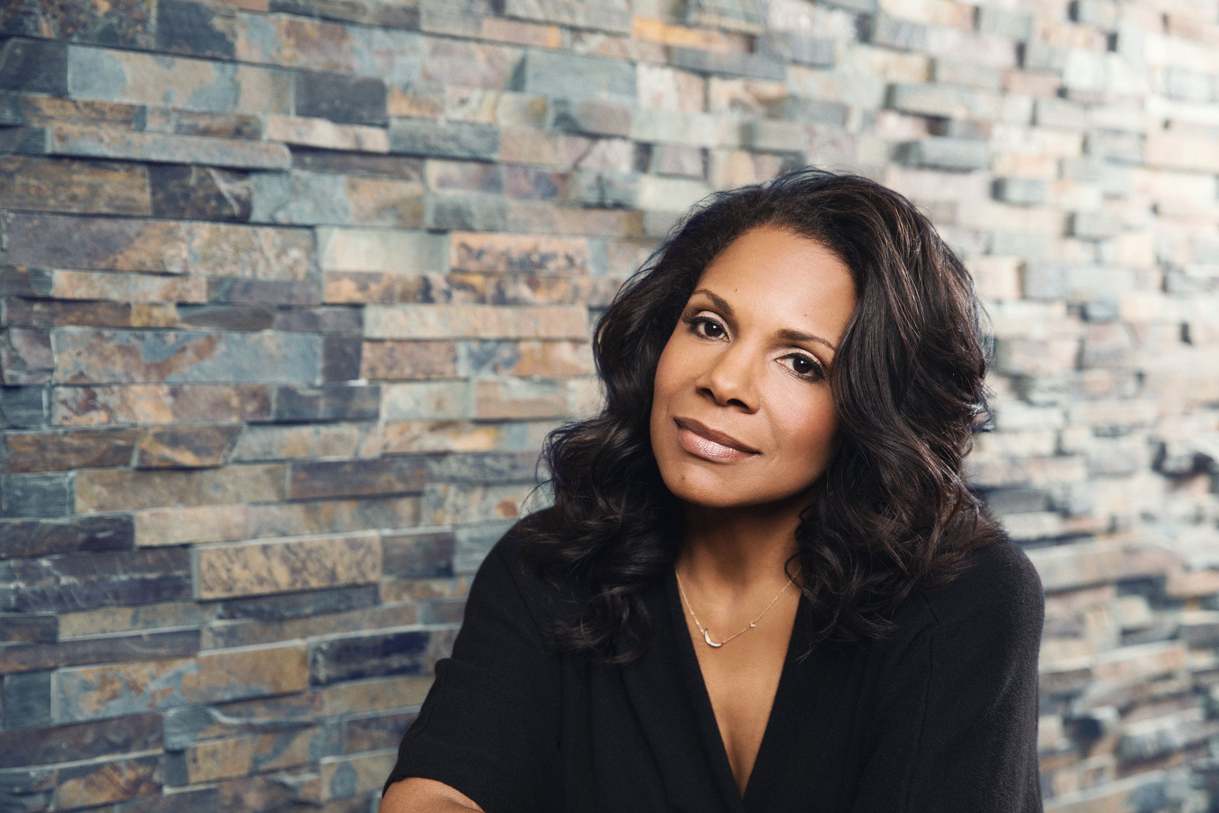 Audra McDonald, from ABC's Private Practice and CBS's The Good Wife
