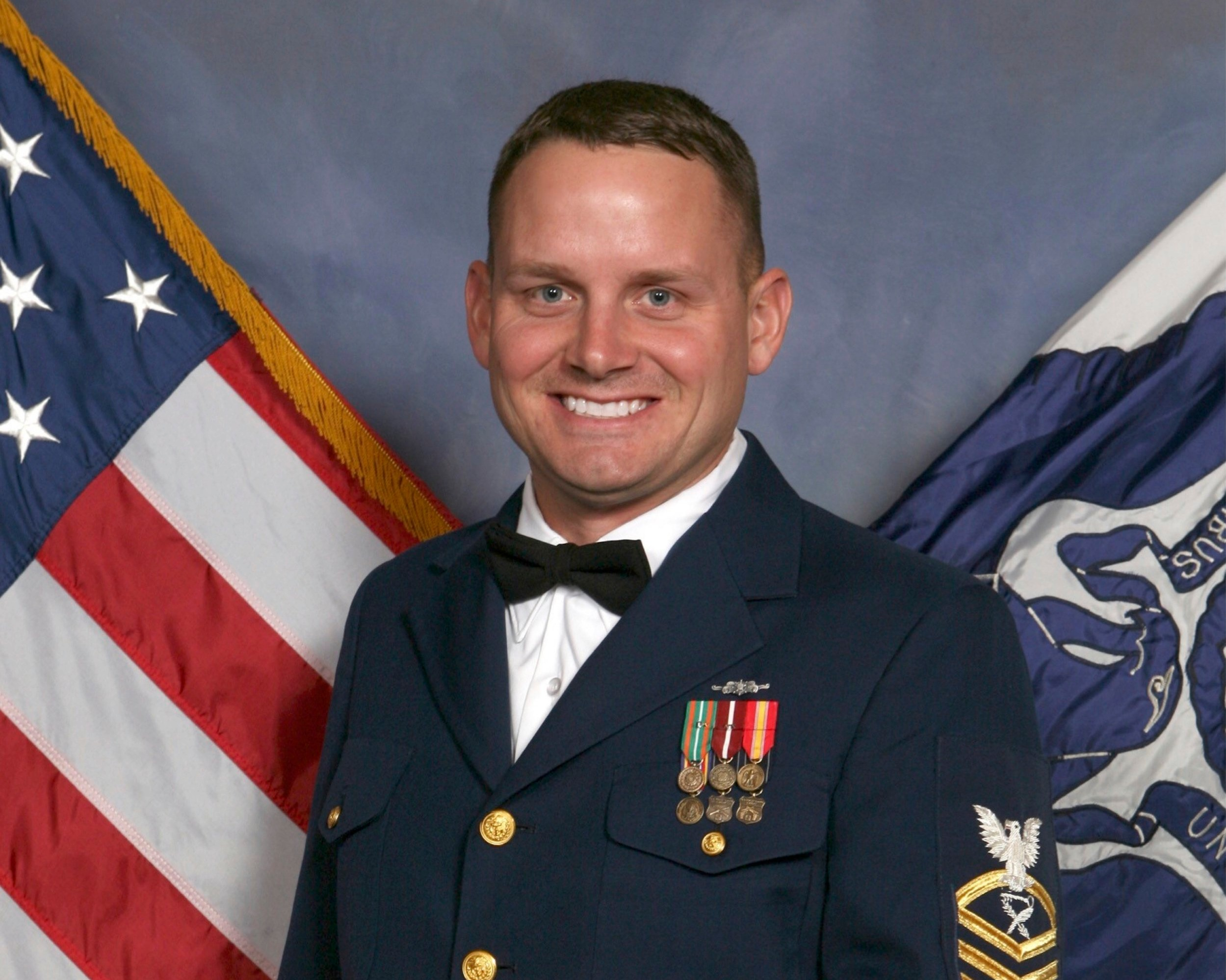 CSC Nicholas Wright, U.S. Coast Guard