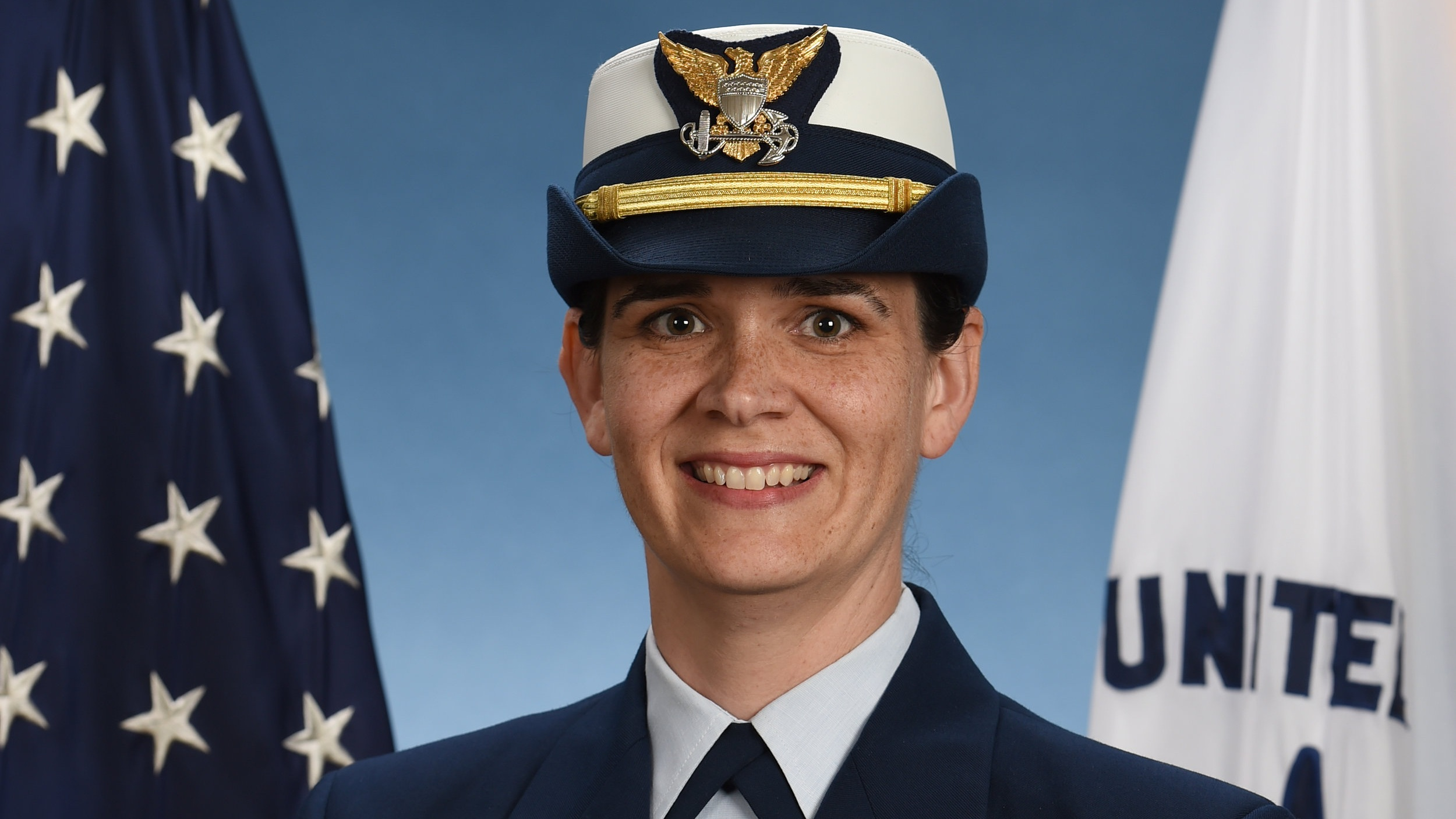 LCDR Tiffany Duffy, U.S. Coast Guard