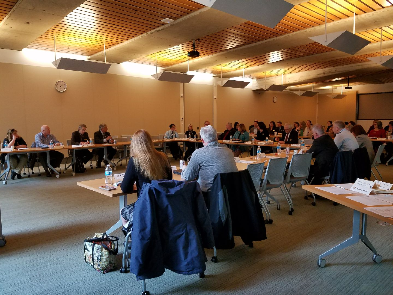OFEB Board of Directors' Meeting, Mar 2018