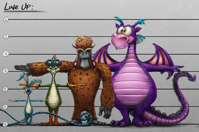 Crew Line up