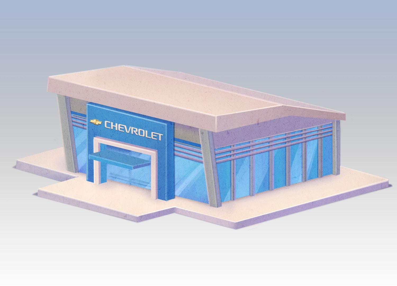 Chevrolet Repair Shop