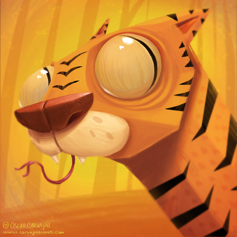 Orange Catsnake