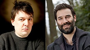 Chain Reaction - Adam Buxton and Graham Linehan