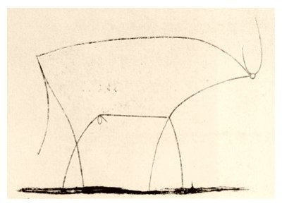 PABLO PICASSO (1881-1973)   'Bull - plate 11', January 17, 1946 (lithograph)