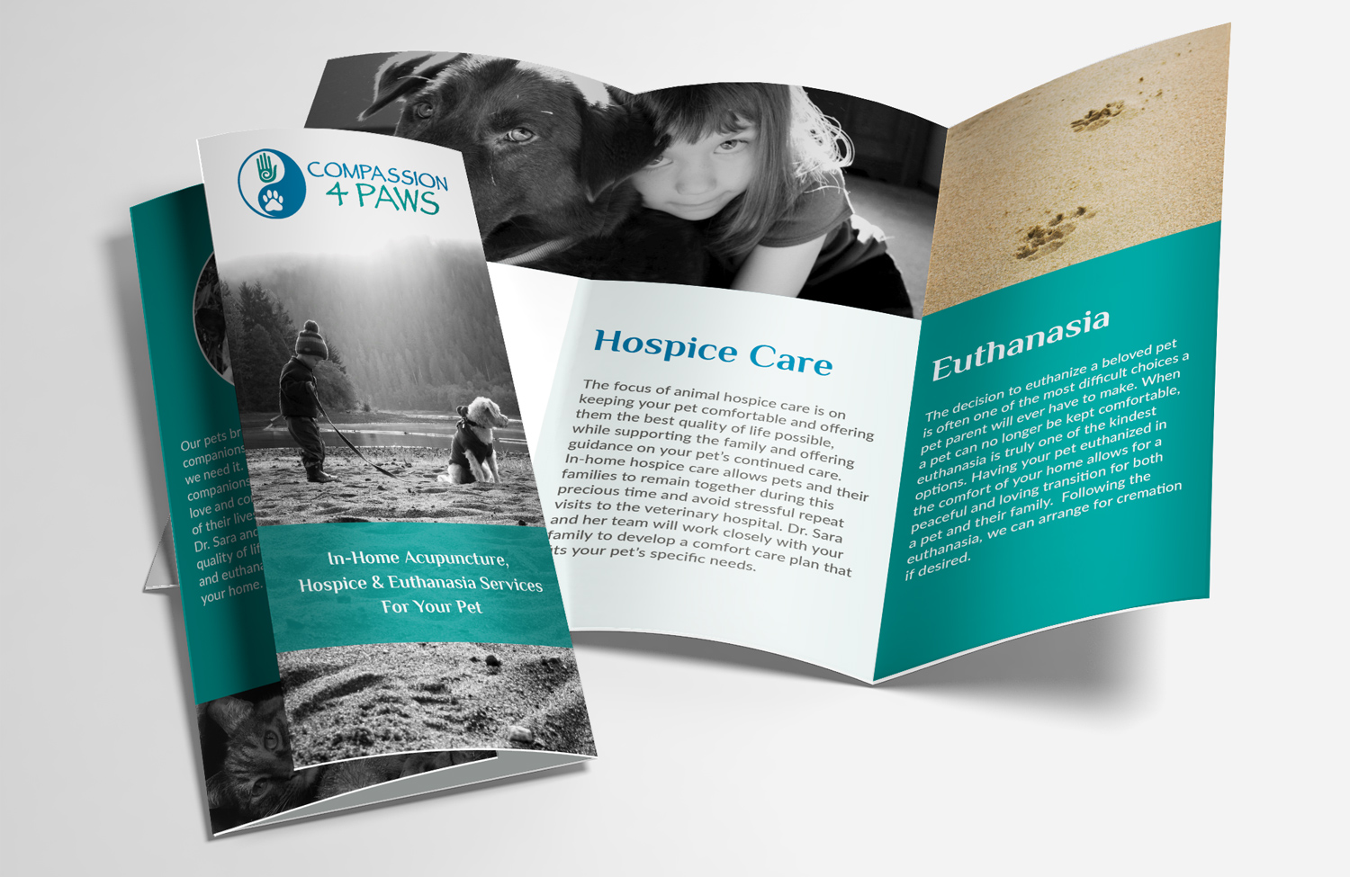 Compassion 4 Paws Brochure