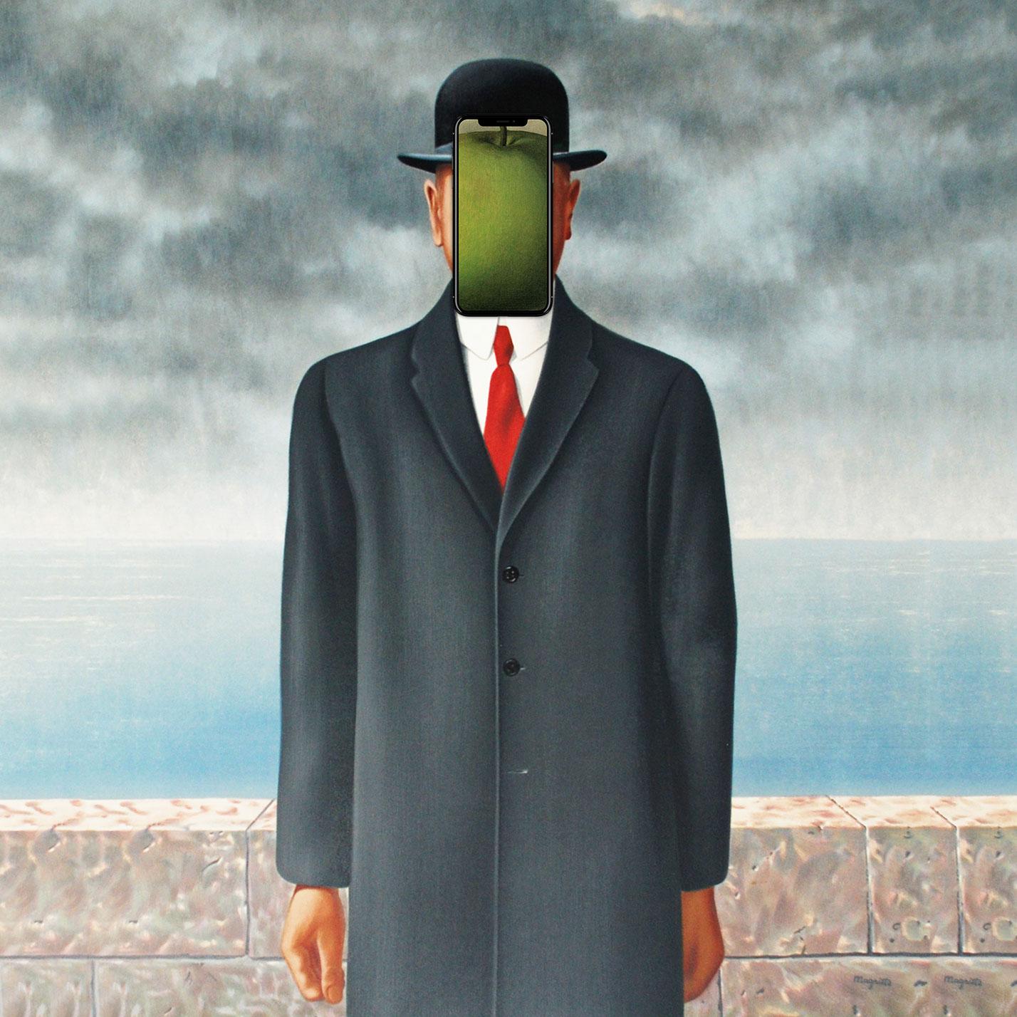 apple of man (pseudoriginal artwork, 2018)