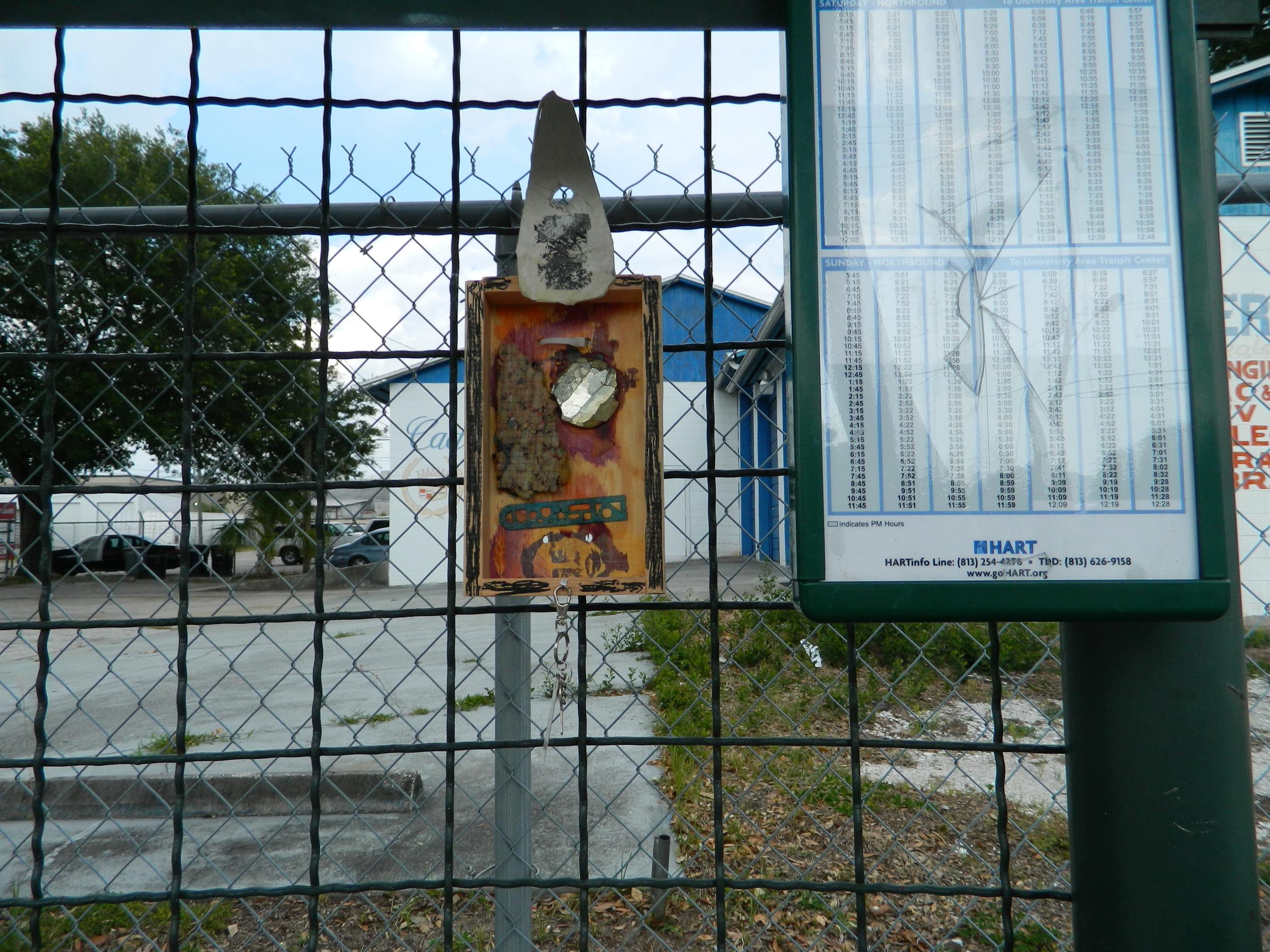 Hart Bus Stop 4 (Installed)