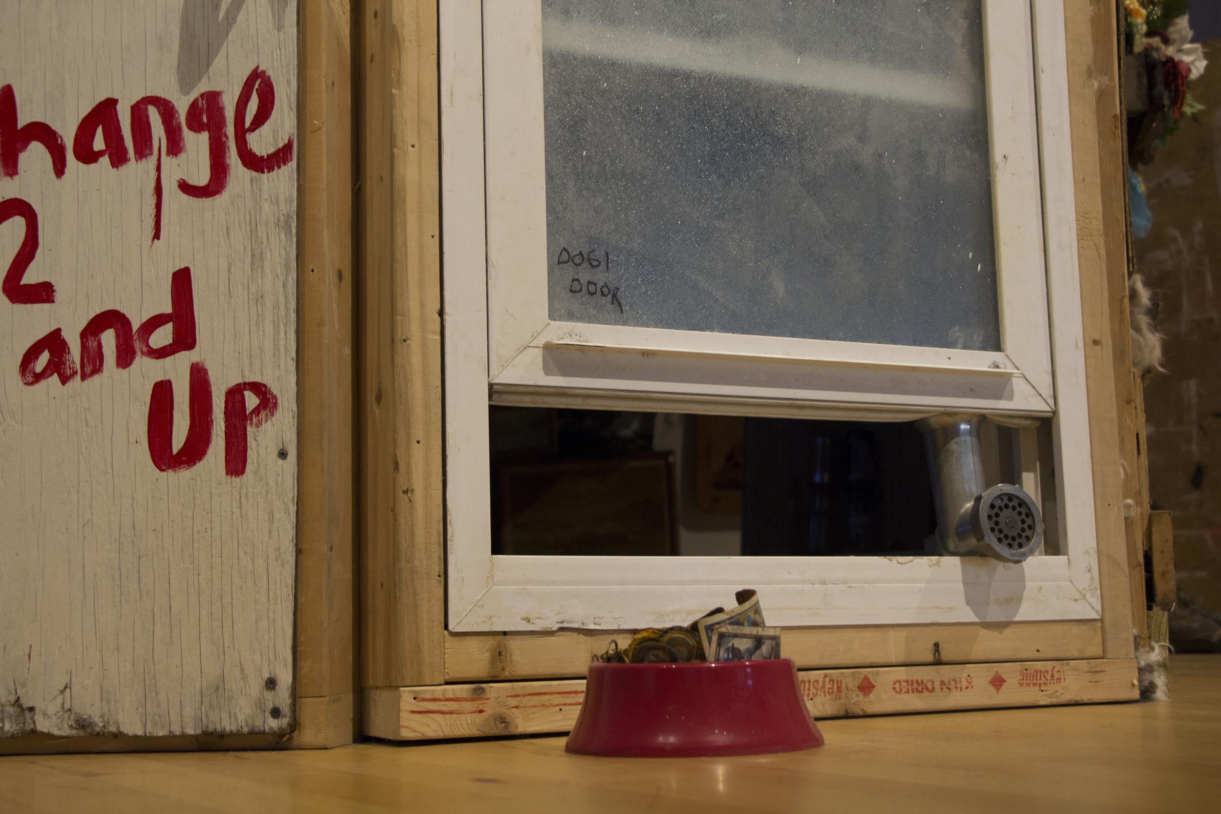 Go Home (Facade Dogi Door)