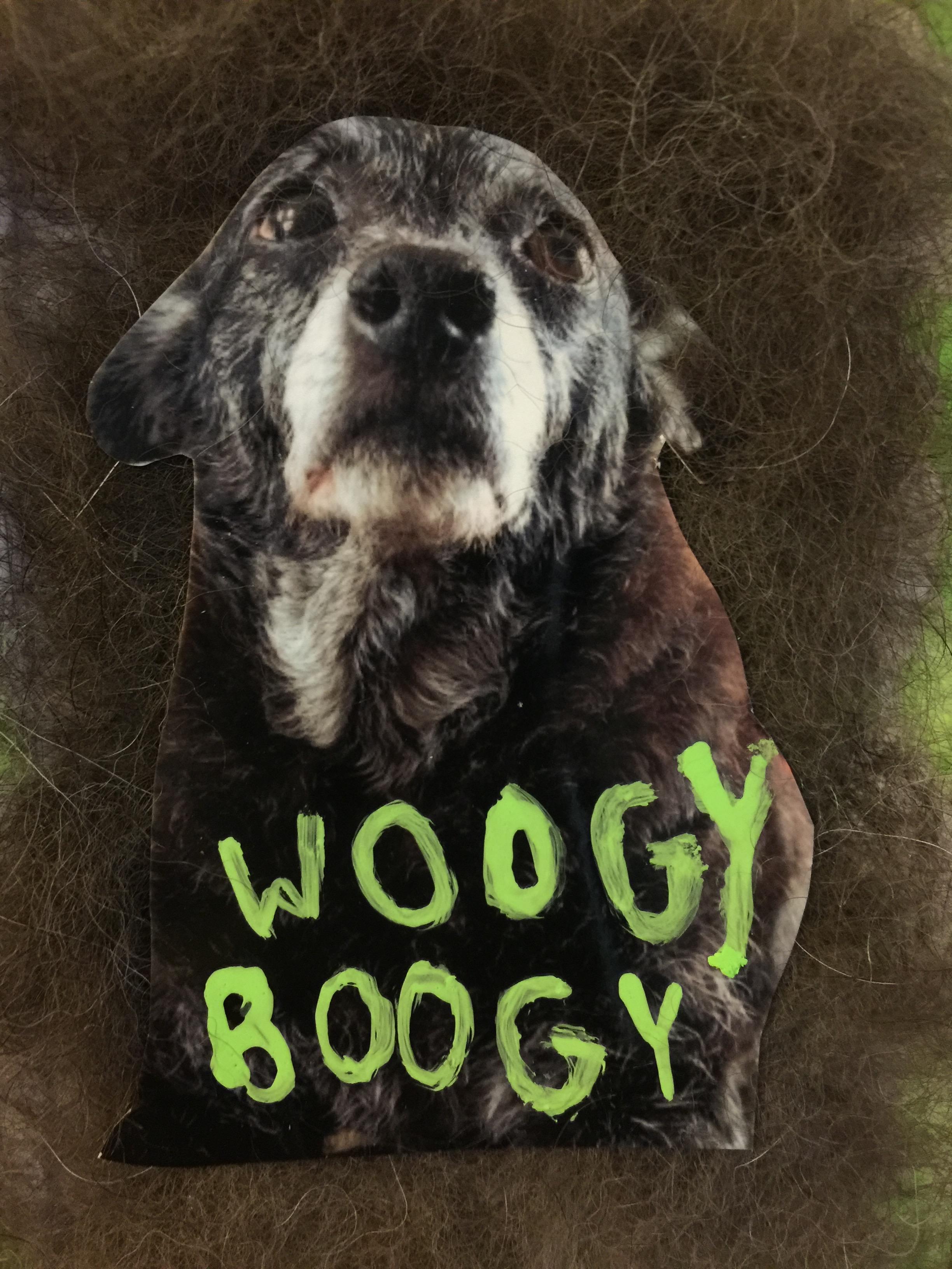 Dead Dog Manuscript (Woogy Boogy)