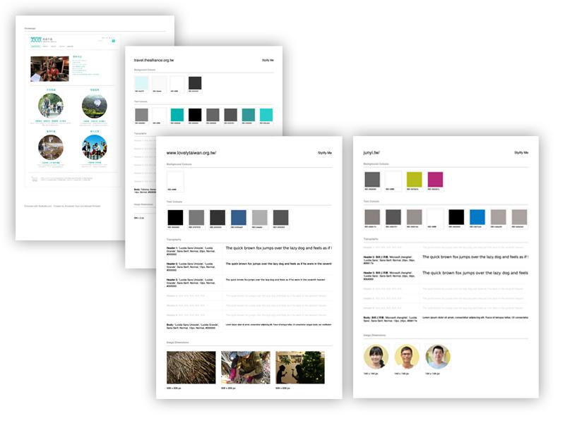 Research - Color Palatte
