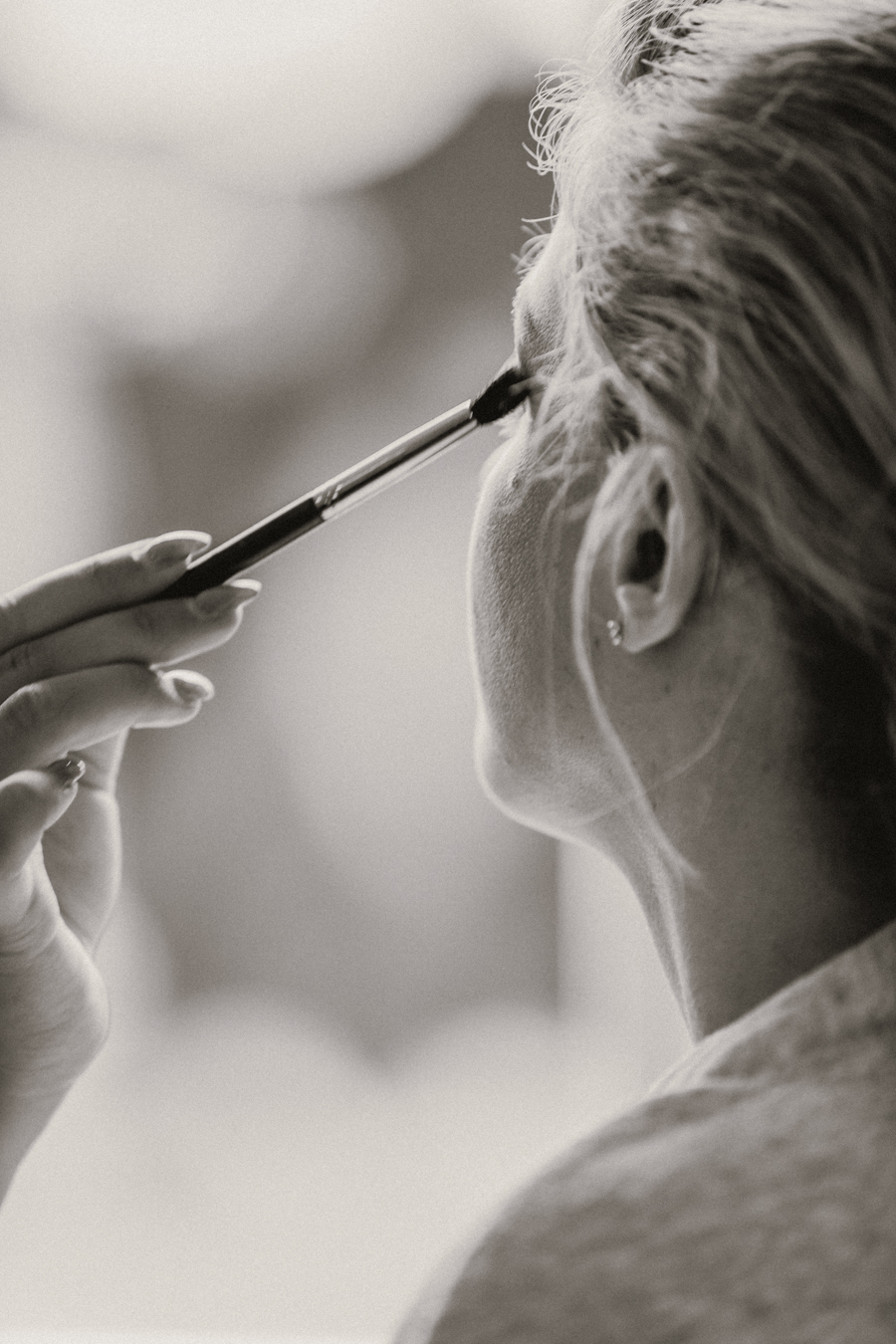 make-up bruid udenhoud