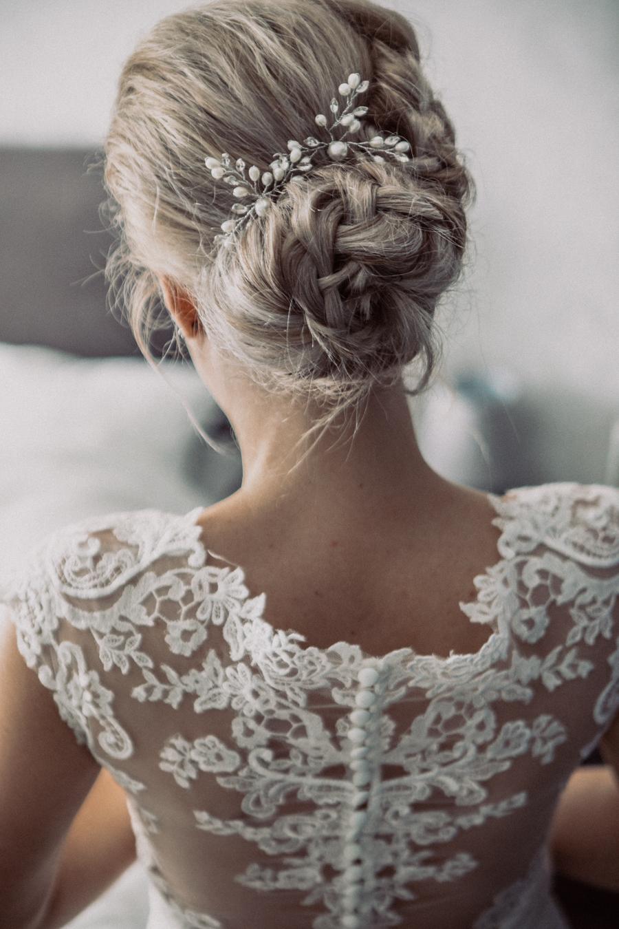 bruidskapsel udenhout