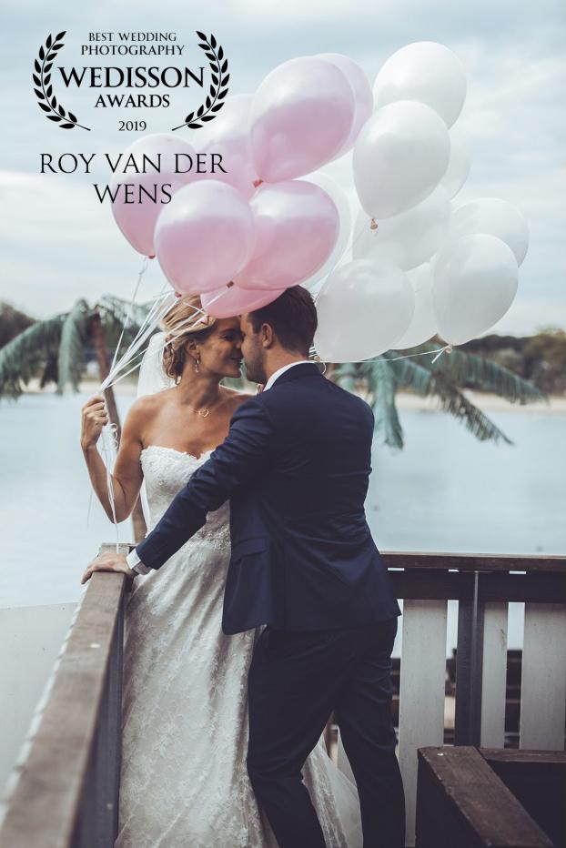 Beste trouwfotograaf Wedisson awards, 2019