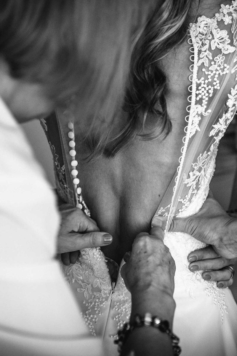 Afspraak maken bruid en trouwfotografie roy van der wens