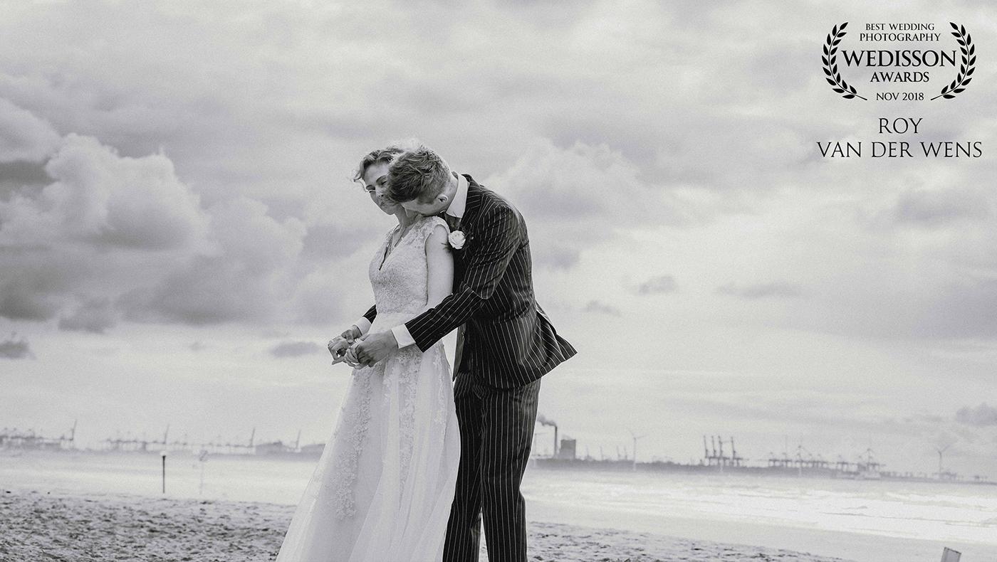 1e prijs, beste bruidsfotograaf, Nov 2018