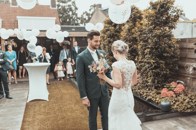 Bruidsfotograaf Tilburg roy van der Wens trouwfotograaf