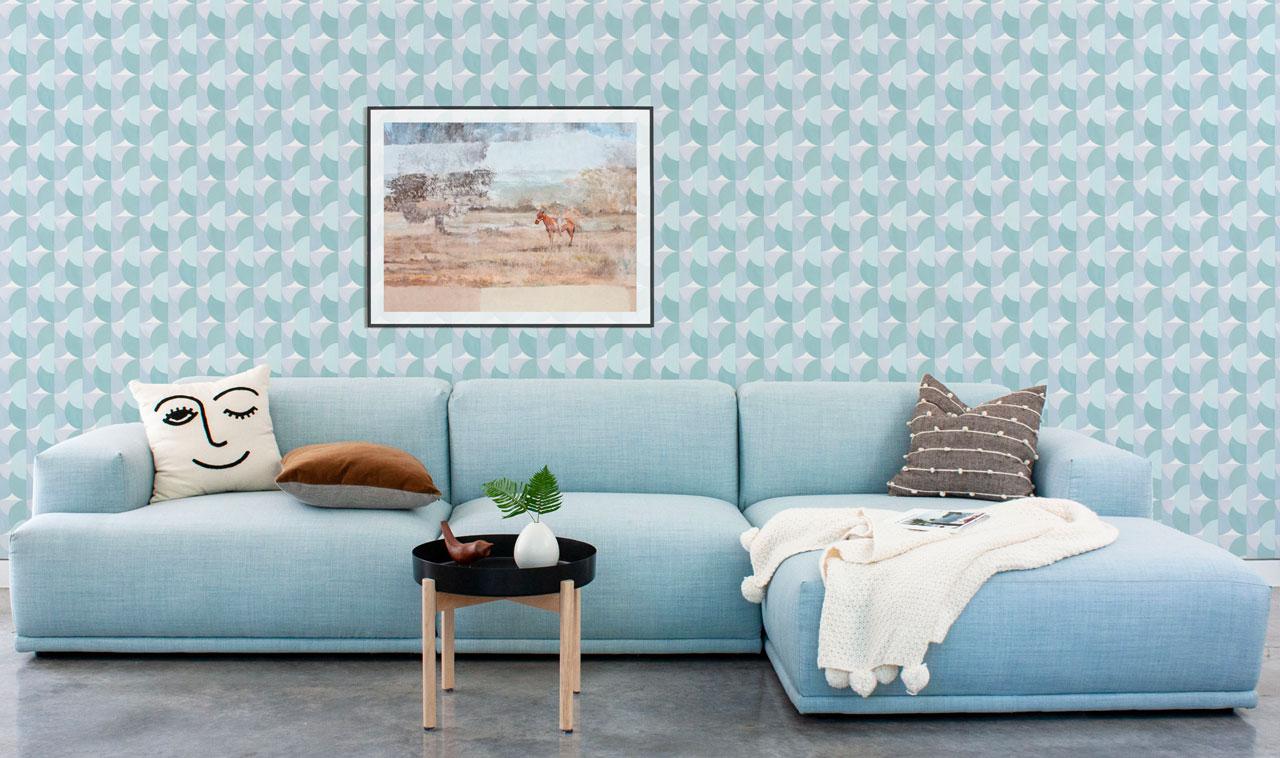 Habita Wallpaper - Emily Wong