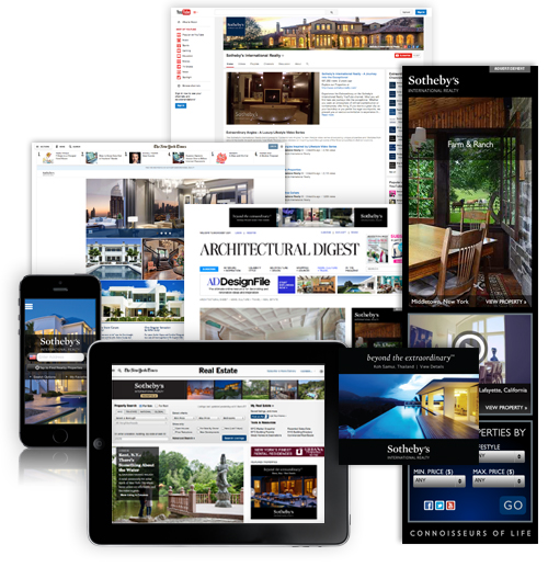 Our media partnerships are unparalleled and give your property the marketing edge it needs to stand out above the rest.