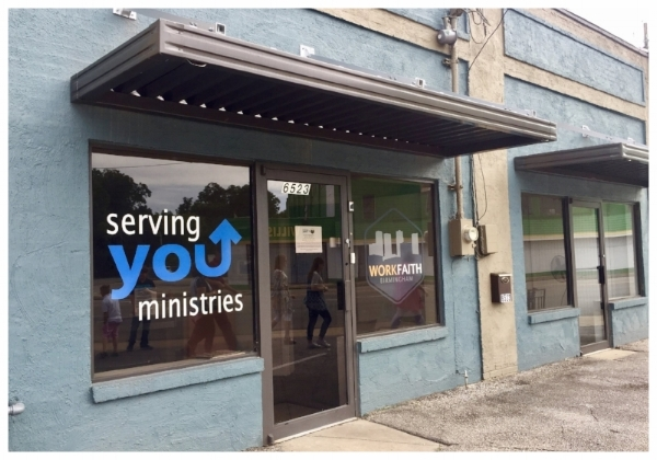 We are located in the East Lake community serving the Greater Birmingham area! - 6523 1st Avenue North Birmingham, Alabama 35206We are right next door to Woodlawn Piggly Wiggly, directly across the street from Willis Tire (large green building)!