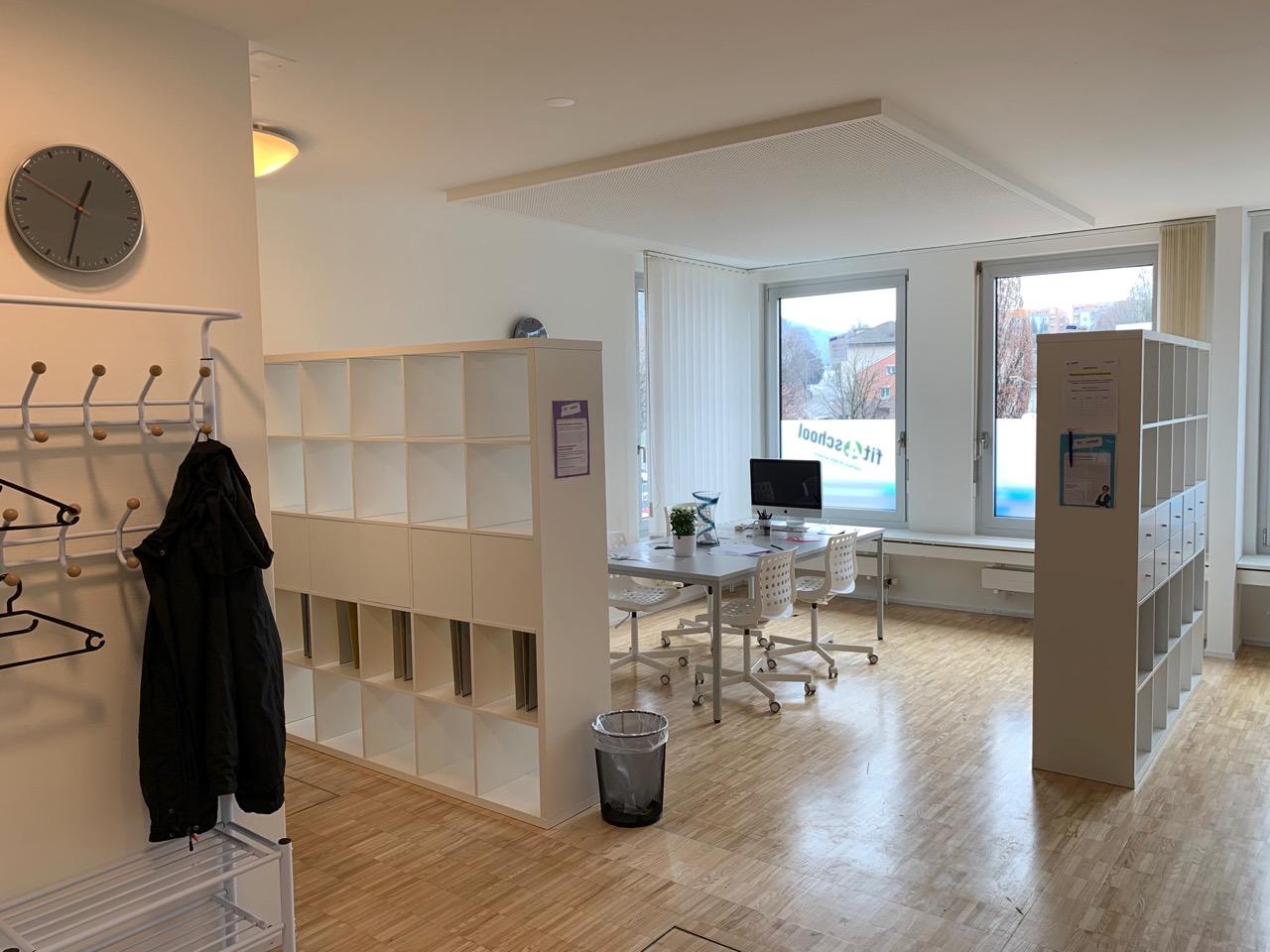 fit4school: Standort Olten