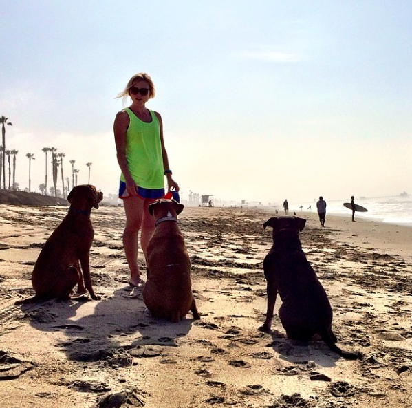 HB Dog Beach Adventure :)