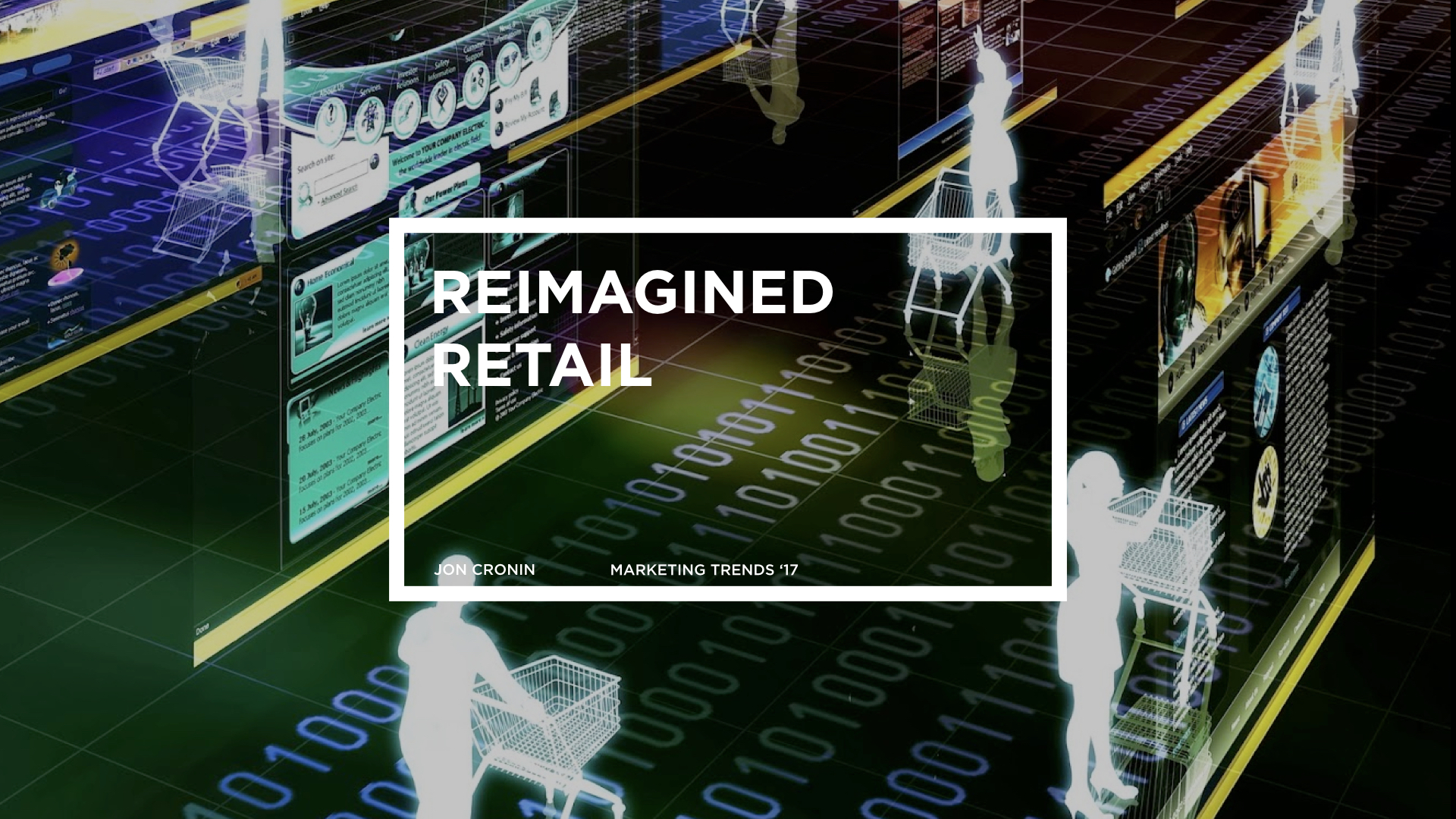 Marketers must tell stories across all retail touch points and all  c  ontent m  ust s  ell by being connected to a direct path to purchase. Retail brands will immerse potential customers into their ecosystem of social content, influencers, product experts, loyalty tools, AI bots and REAL customer service people. The ability to buy at any point online and/or walk out of the store frictionless like Amazon Go will transform retail forever. Stores will feel more like home, inviting people to relax, touch and talk to knowledgeable staff all while incorporating their mobile device in a sophisticated but simple customer experience. The future of retail is the future of technology.