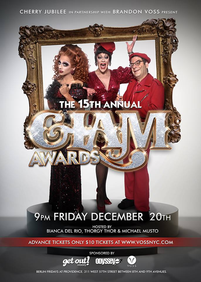 "Thank you so much Glam Awards for nominating us for ""best nightlife duo"""