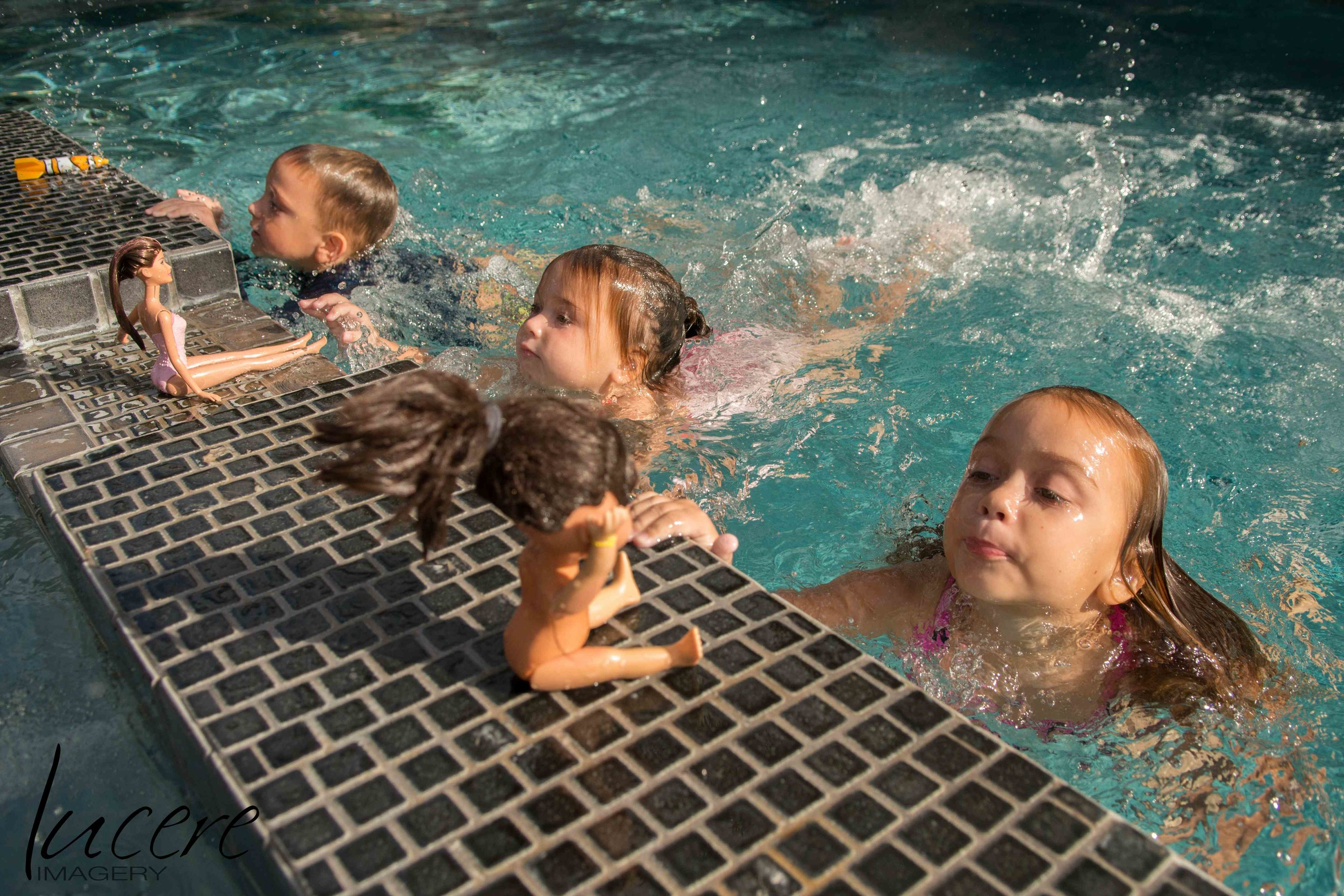 Some commonly asked questions by parents of children learning to swim.